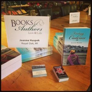 Blog joanne huspek author and artisan booksandauthors fandeluxe Gallery